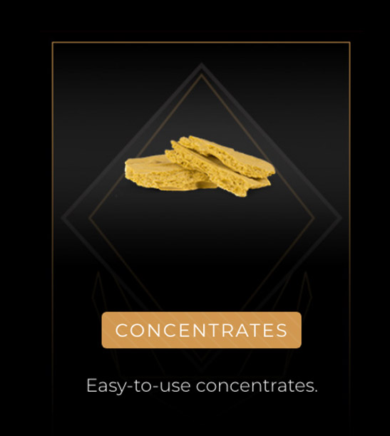 Concentrates at The Apothecary Shoppe